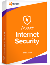 avast internet security 2017 box